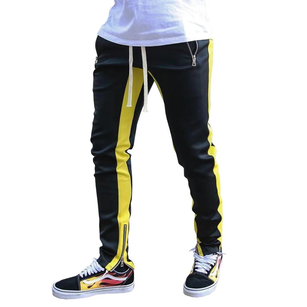 Black Skinny Uniform Pants