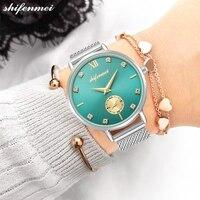 Shifenmei relógios femininos quartzo marca de luxo relógio de negócios casual relógios de quartzo senhora amante relógios de pulso relógio relogio feminino|Relógios de quartzo| |  -