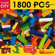 Eco-friendly clássico cidade blocos de construção tamanho pequeno a granel tijolos diy figuras animais modelo crianças brinquedos educativos compatíveis