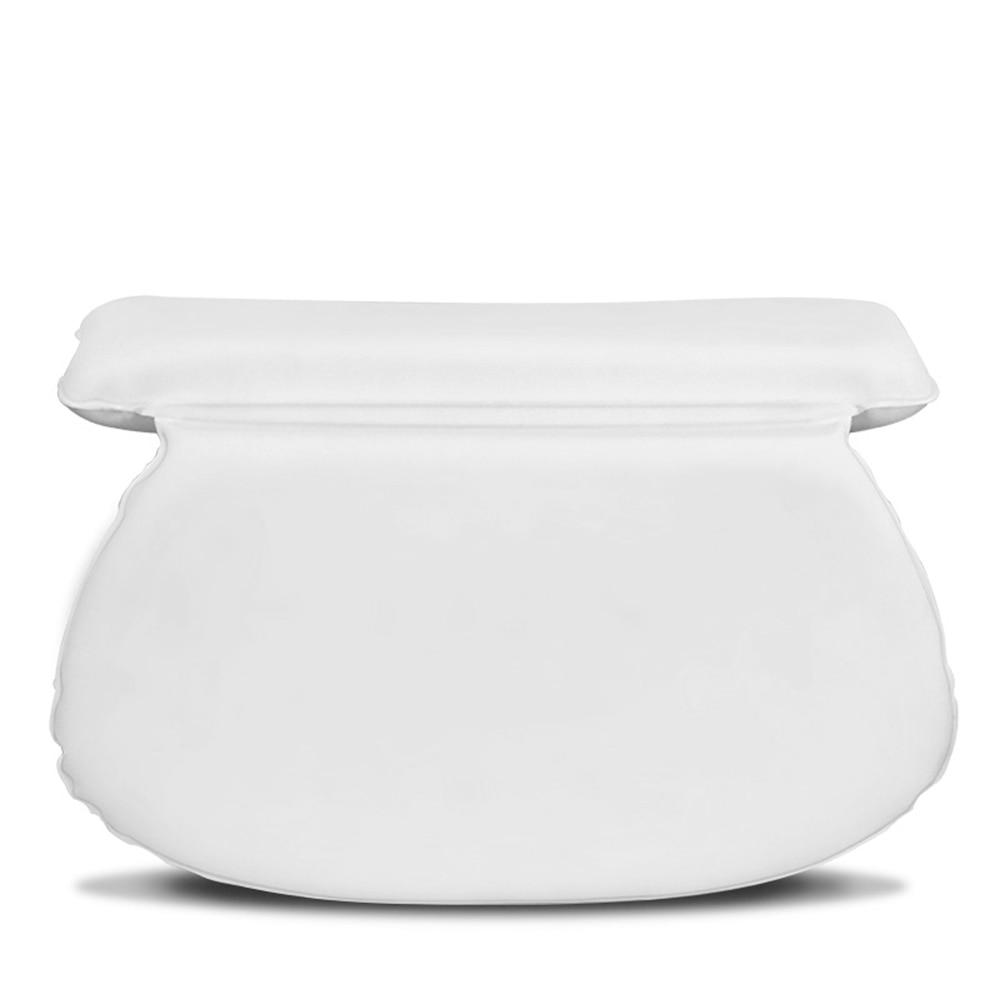 1 шт. подушка для ванны спа Мощные присоски мягкие 2-Панель дизайн для шеи и плеч Поддержка подходит Любой Размер Ванна