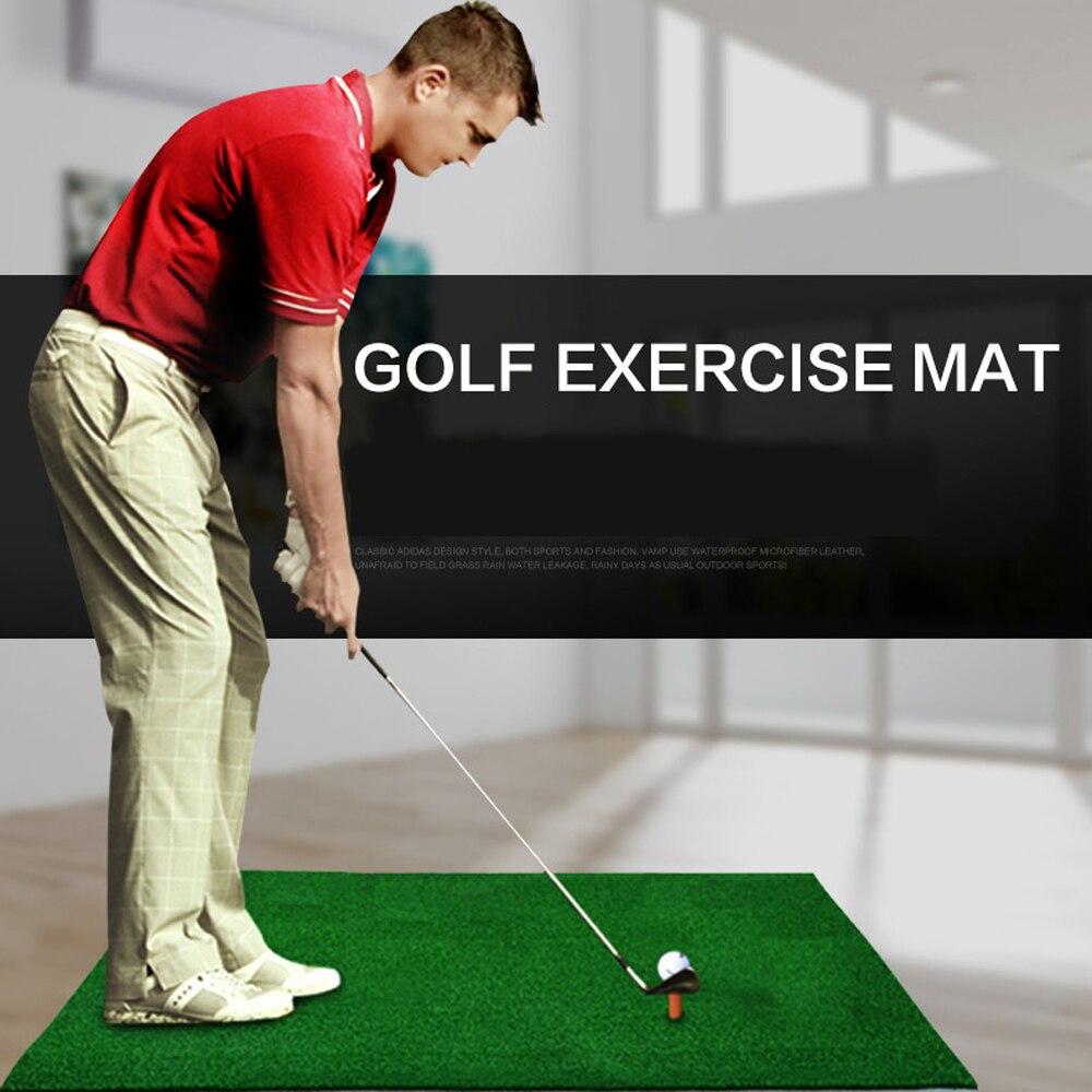 Golf Training Mat Grassroots Backyard Golf Mat Golf Training Aids Outdoor And Indoor Hitting Pad Practice Grass Mats