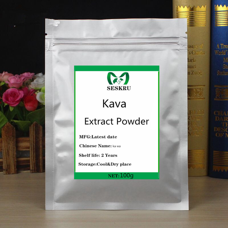 High-quality Kava Extract Powder, 100% Natural Kavalactone, Effectively Prevent Anxiety And Enhance Memory