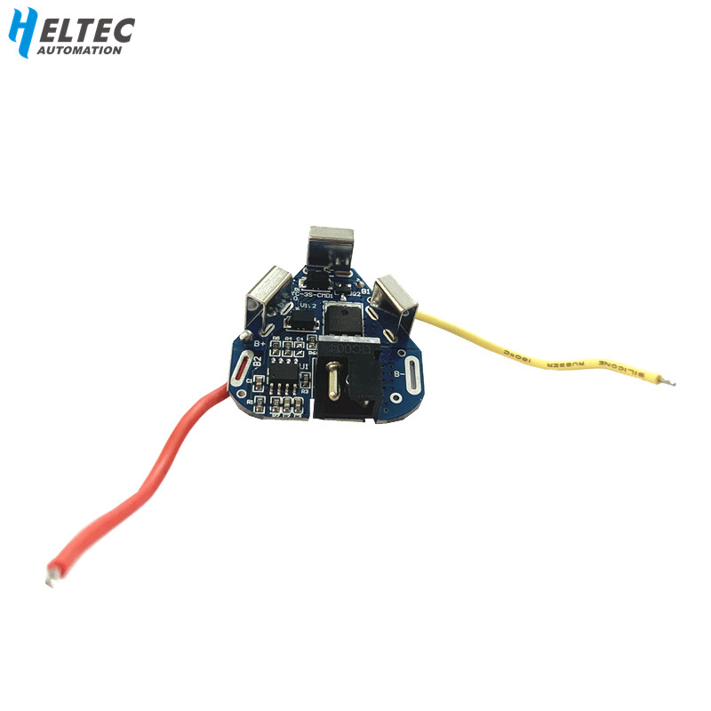 <font><b>3S</b></font> 12V BMS DC Electric Tools Hand Lithium Drill Power 18650 Lithium <font><b>Battery</b></font> Protection Board Circuit Module For 3 Cell <font><b>Packs</b></font> BMS image
