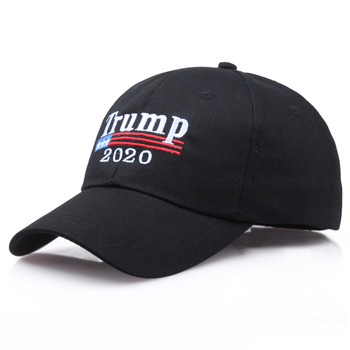 New Make America Great Again Trump Baseball Cap 2020 Republican Baseball Hat Caps Embroidered Trump President Cap Wholesale
