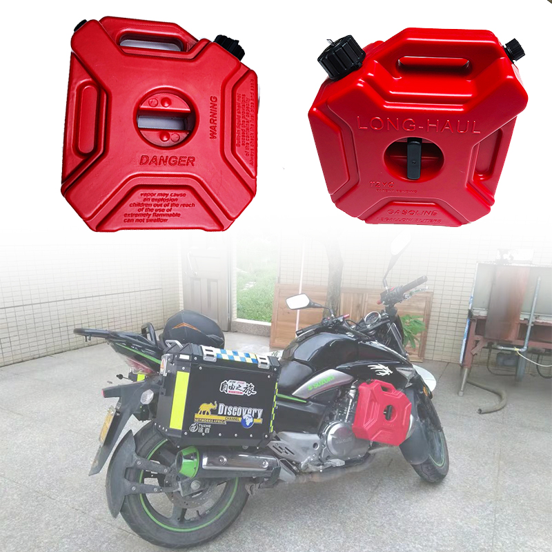 Motorcycle Fuel Tanks Plastic Jerrycan Gas Can Gasoline Oil Container fuel Canister fit For BMW R1200GS R1200 GS F700GS F800GS F