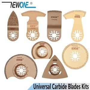 Image 1 - NEWONE Carbide Dao Động Dụng Cụ Lưỡi Cưa Đa Dụng Cụ Cắt Tỉa Tóc Thấy Renovator Lưỡi Cưa Cho AEG, fein Cho Gạch Bê Tông Mài