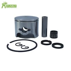 32mm 34mm 36mm Piston Ring Kit for 23cc 26cc 29cc 30.5cc Zenoah Engine Fit for 1/5 HPI ROFUN ROVAN KM BAJA LOSI 5IVE T Toy Parts