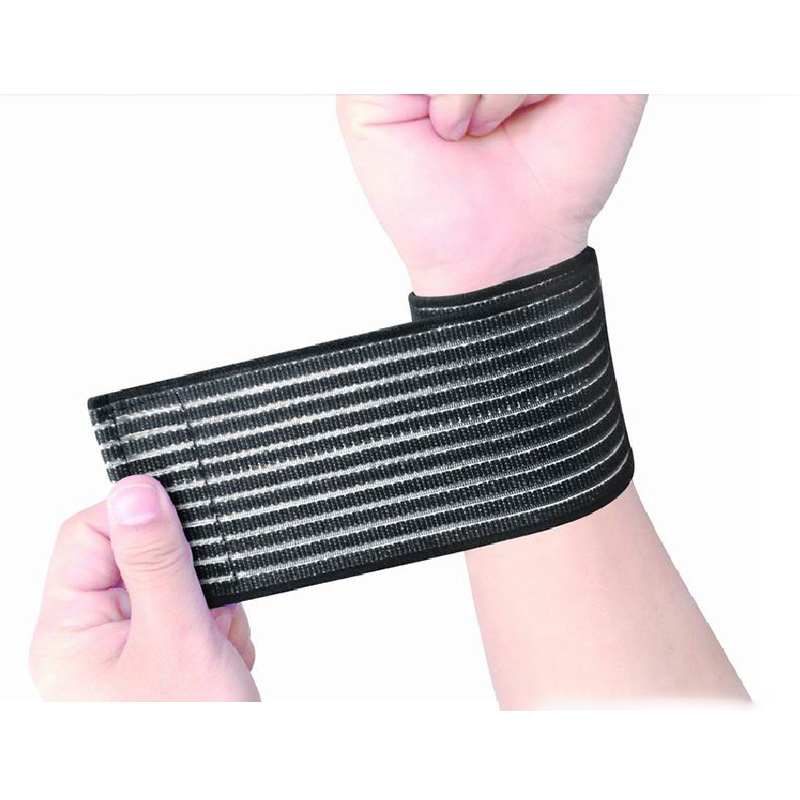 New Outdoor Sport Elastic Bandage Hand Sport Wristband Gym Support