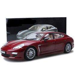 1:18 simulación PorschheePana volante control frontal coche en miniatura de aleación metal fundido a presión colección de juguetes deportivos