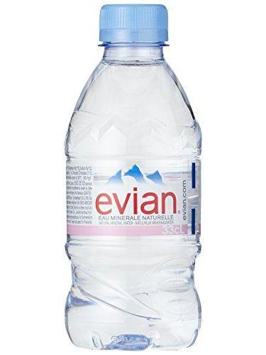 Evian Mineralwasser, 24er Pack (24 X 330 Ml) (ohne Pfand, Lieferung Nur Nach Österreich)
