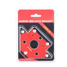 Arrow Soldering Locator Welding Magnetic Holder Welder Tool Accessory 45/90/135 Degree Welding magnets(China)