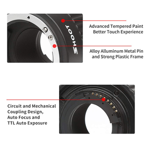Image 4 - SHOOT Auto Focus Macro Extension Tube Ring Set for Nikon D3200 D3300 D5600 D7100 D5300 D7200 D7500 D3100 D90 D5100 D5500 D4 DSLR