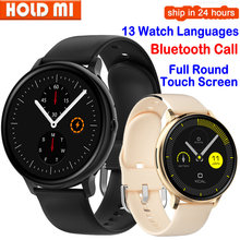 Q71 VS LS05 Smart Watch Bluetooth Call Men Women Sports Health Track 1.3 Inch Round Full Touch Screen Smartwatch for Andriod IOS