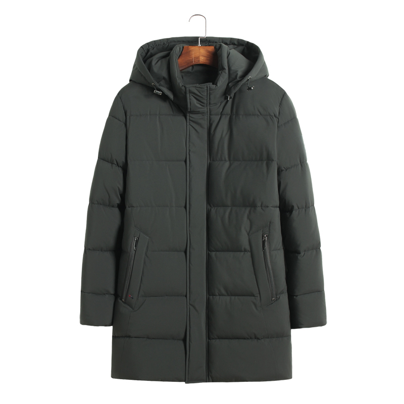 8XL 7XL  NEW Winter New Parkas For Jacket Hooded Brand Casual Men Warm Plus Size Cotton-padded Clothes Coat Free Shipping