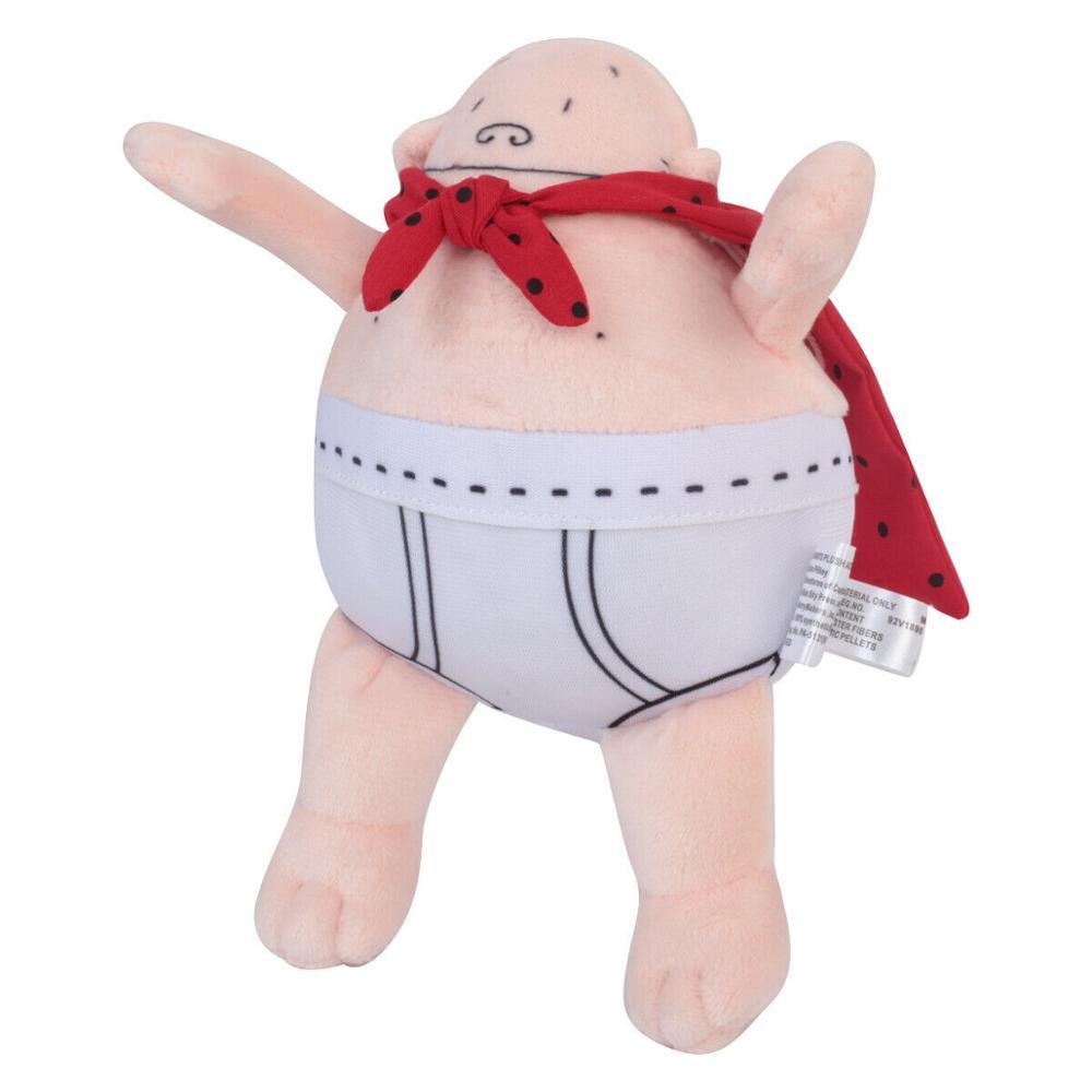 Dan Pilkey, капитан, трусики, счастливый производитель 2002, плюшевая Мягкая кукла, книга, игрушка 8 дюймов, мягкая и плюшевая игрушка