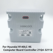 Für Hyundai R140LC-9S Bagger Computer-Board Controller 21Q4-32112 Hyundai-9S Serie Computer-Board Hohe Qualität Bagger cheap JSXAUTO CN (Herkunft) excavator Accessories 0 2kg 10cm alloy