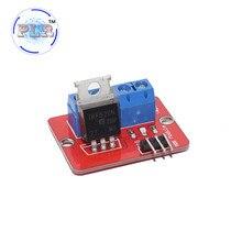 0-24v superior mosfet pular botão irf520 mos driver módulo mcu braço módulo