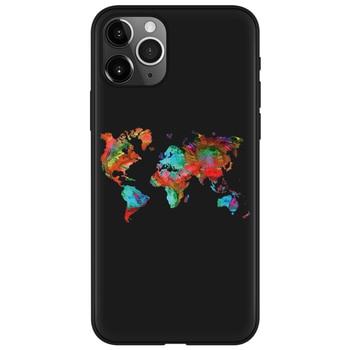 World Map Case 6