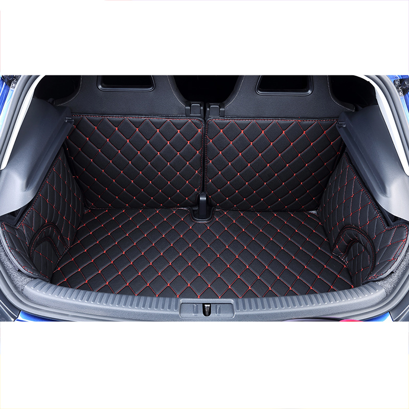Xukey Cargo Boot Liner Rear Trunk Mat Carpet Fit For Nissan X-Trail 2008-2013