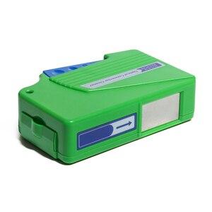 Image 2 - Fiber Optic Cleaner Optische Connector End Gezicht Cleaner Sc Fiber Cleaning Cassette Doos