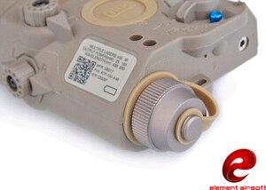 Image 5 - Z TAC LA 5 UHP Görünüm Sürüm Kırmızı Nokta Lazer gece çekim mikro LED el feneri EX396 DE