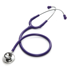 מקצועי כפולה ראש סטטוסקופ כפול ראש הקרדיולוגים סטטוסקופ רופא אחות וטרינר רפואי ציוד רפואי תלמיד מכשיר