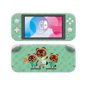 Image 2 - Pegatinas protectoras de Animal Crossing para Nintendo Switch, pegatinas protectoras de vinilo para consola Nintendo Switch Lite NS