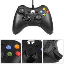 цена на Wired Controller For XBOX 360 Gamepad For Xbox 360 Controle Wired Joystick For XBOX360 Game Controller Gamepad Joypad