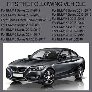 Image 5 - Extensión de palanca de cambio de marchas de aluminio para BMW Serie 3 4 serie 5 serie F30 GT X1 X4 Z4