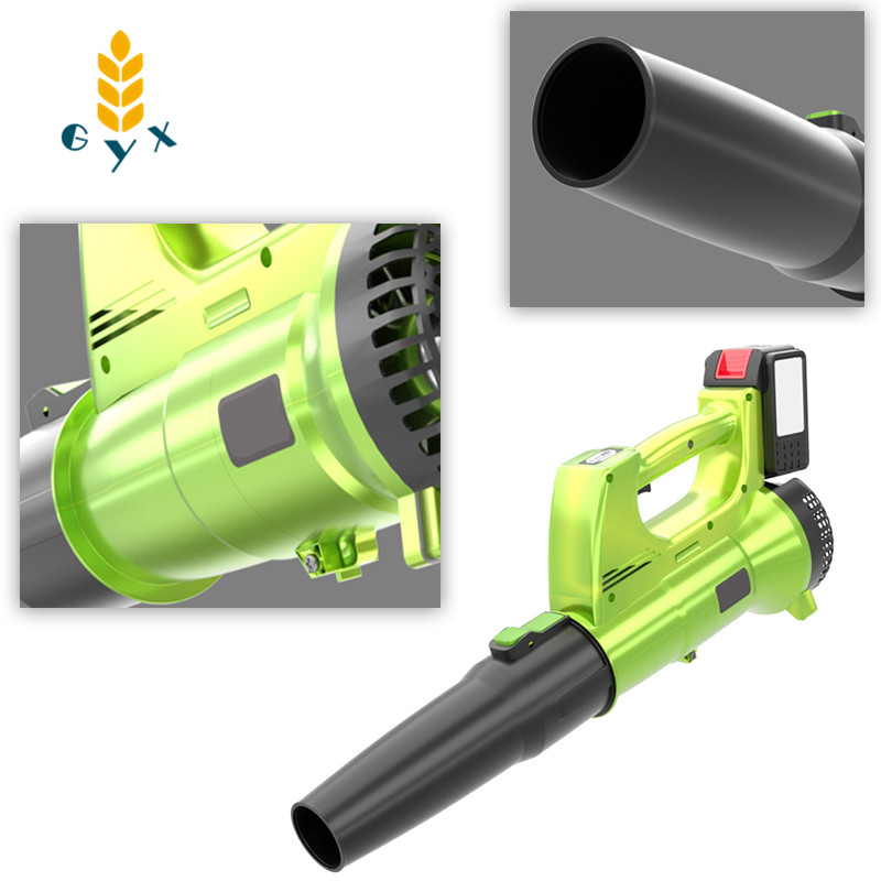 Rechargeable Blower Lithium Battery Industry High Power Powerful Soot Blowing Dust Cleaning Car Leaf Blower Dust Collector