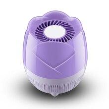 купить Household Mosquito killer USB Electric Mosquito killer Lamp Photocatalysis Mute LED  Insect Trap Radiationless Home Accessories дешево