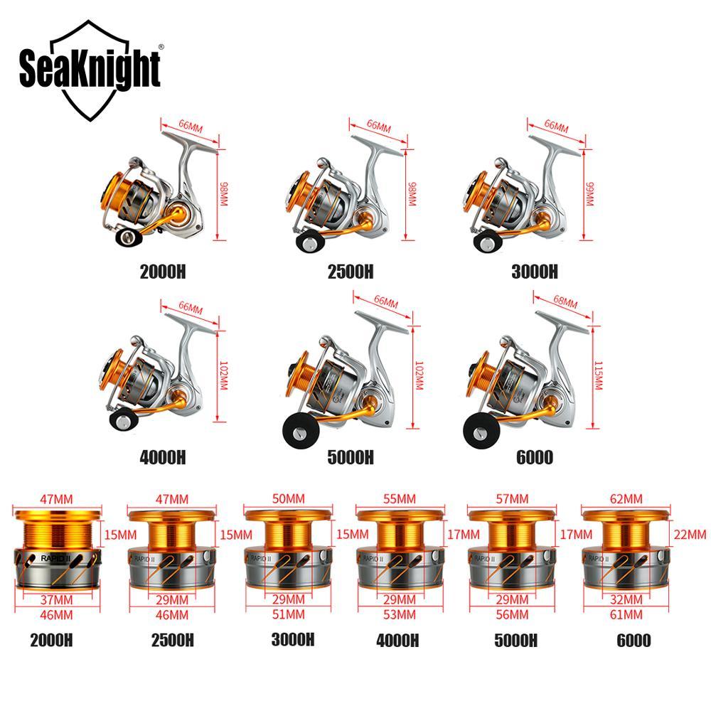 SeaKnight Brand RAPIDII Series  6