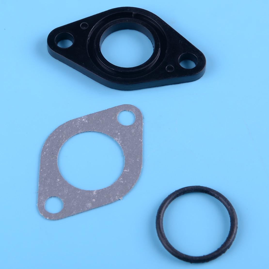 CITALL 1 Set Of 26mm Carburetor Spacer Carb Gasket Intake Manifold Gasket Fit For Dirt Pit Bike 110cc 125cc 138cc