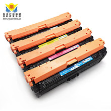 Toner Cartridge Laserjet Hps-Color JIANYINGCHEN Compatible for Cp5525/5525n/4pcs/lot