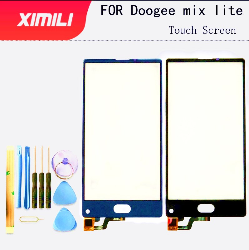 Tested Well 100% Original  For Doogee Mix Lite Touch Screen  For 5.2