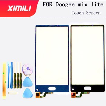 Tested Well 100% Original  For Doogee Mix Lite Touch Screen  For 5.2 Doogee Mix Lite +Tools kora caddo original mix