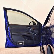 2pcs LED רכב דלת באדיבות אור לייזר מקרן עבור טויוטה קאמרי כתר פריוס Vellfire פראדו הנצח זרון Avalon Fortuner