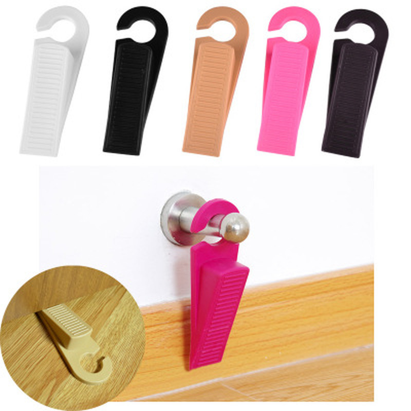 1Pcs Convenient Mouse Design Door Stop Stopper Guard Baby Safety Protector Protector Non-Slip Door Buffers For Kids Available