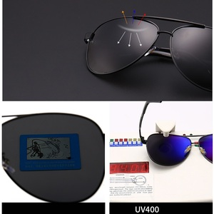 Image 4 - Vazrobe Mens Polarized Sunglasses 160mm 150mm Oversized Sun Glasses for Man Black Anti Reflection Coating Tint Driving Fishing