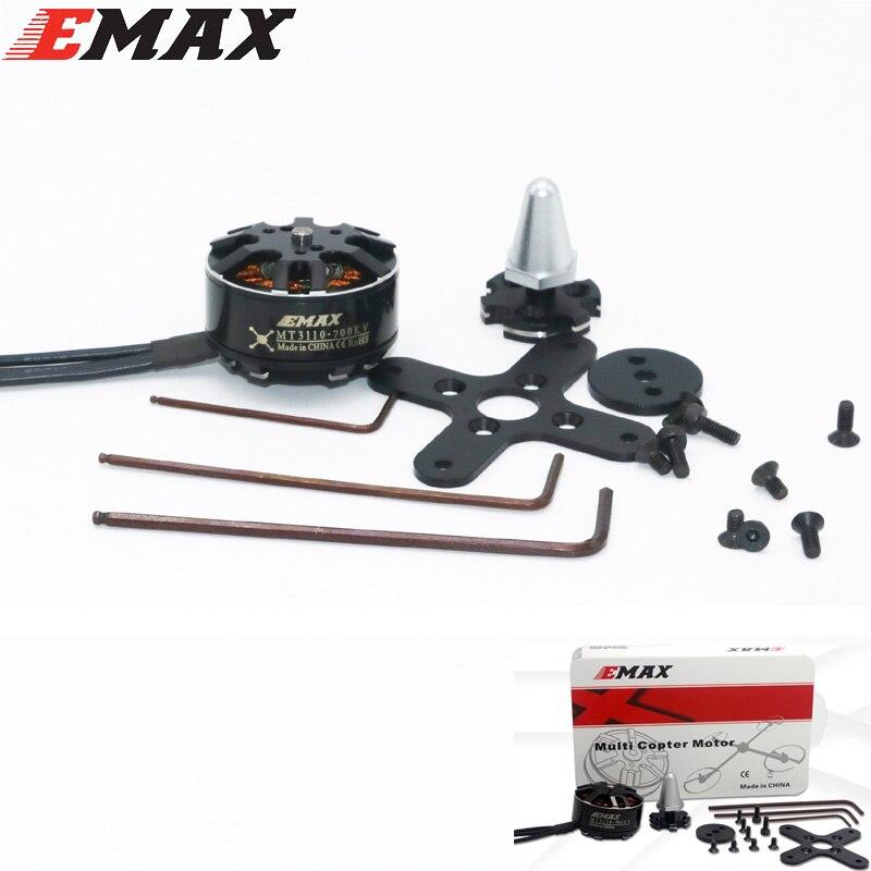 EMAX Bürstenlosen Motor MT3110 700KV KV480 Plus Gewinde Motor CW CCW für RC FPV Multicopter Quadcopter-in Teile & Zubehör aus Spielzeug und Hobbys bei