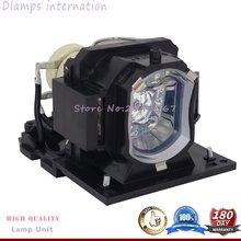 DT01431 מקרן מנורת עבור Hitachi CP EW301N CP EW302 CP EX251N EX252N EX301N EX401 WX3030 WX3030WN Dukane ImagePro 8928A 8931WA