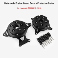 Motorcycle Engine Stator Cover Protector Engine Guard Protection Side Shield for Kawasaki Z750 Z800 2013 2017 Z 750 800 13 17