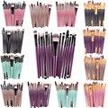 MAANGE Pro 6/7/15Pcs Make-Up Pinsel Set Lidschatten Foundation Pulver Eyeliner Wimpern Lip Make Up pinsel Kosmetische Schönheit Werkzeug Kit