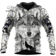 Wolf Printed Hoodies Men 3d Hoodies Brand Sweatshirts Jackets Quality Pullover Fashion Tracksuits Animal Streetwear Out Coat-12 hampson lanqe animal wolf printed men hoodies sweatshirts 2019 warm fleece coat brand punk hoodie harajuku men s jackets cm01