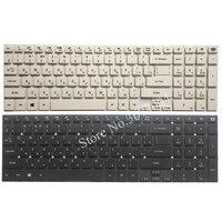Bilgisayar ve Ofis'ten Yedek Klavyeler'de Yeni rusça klavye için Packard Bell easynote TV11 TV11C TV11HC TS11 TS11hr TS11 HR 326RU TS44 TS44HR TS44SB RU Laptop klavye