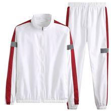6xl Весенняя Мужская спортивная одежда спортивный костюм свободная