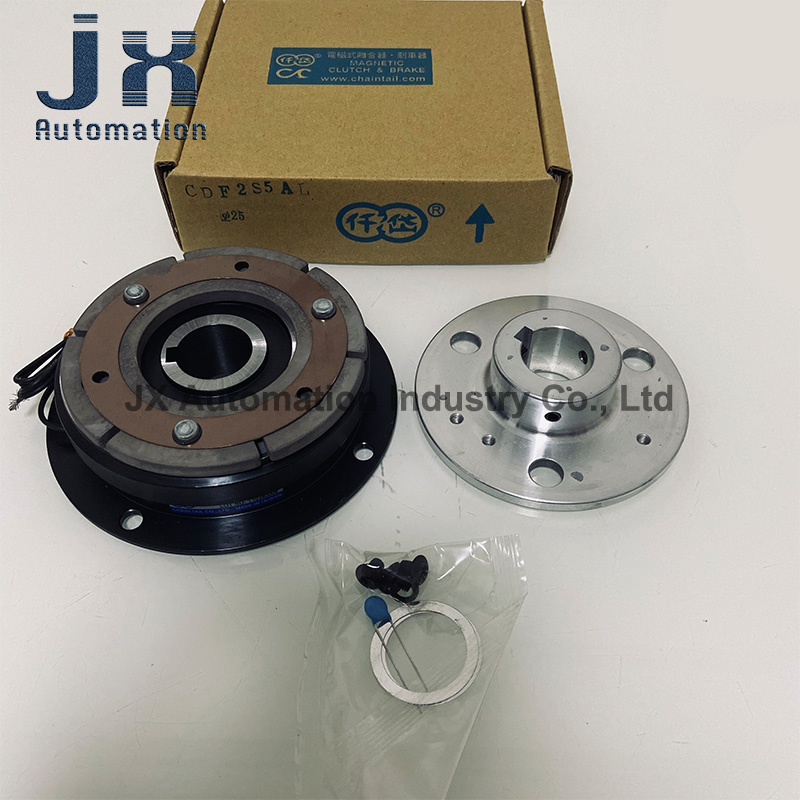 Taiwan Imported Clutch CF12S5AA CF12S5AB CF11S5AA CF11S5AB CF10S6AA CF10S6AB Single Plate Electromagnetic Clutch