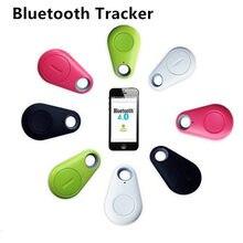 Localizador inteligente anti-perda de furto, mini gps, bluetooth, rastreador remoto, ferramenta de rastreamento para crianças, cachorro localizador chave