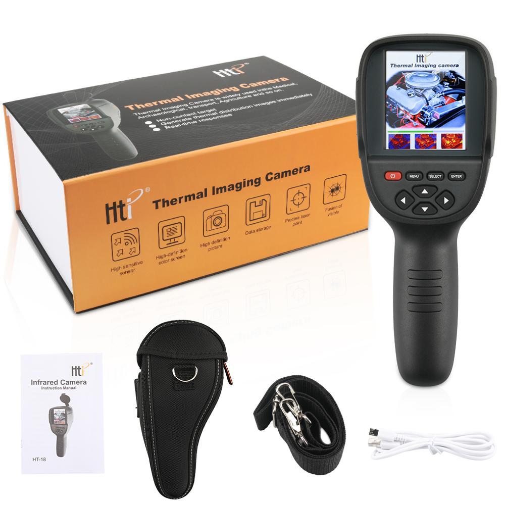 XEAST Handheld obrazowania kamera HT-18/przenośna kamera termowizyjna HT18 220*160 wysokiej rozdzielczości