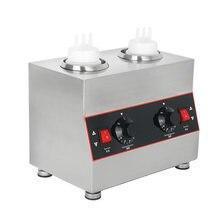 Новый электрический нагреватель соевого джема из нержавеющей
